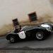 A C-Type Jaguar korához illő környezetben nógatja 285 lóerejét.