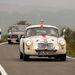 Weberék 1958-as MG A Coupeja 1958-ban készült. A 12. helyen végeztek.