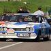 A Dunlop színeiben induló 2600 RS Capri 150 lóerős.