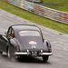 Svájcból érkezett a Bentley R-Type Continental (1954). Aluminium karosszériás, gyönyörű darab. 118. hely.
