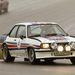 A győztes Wirth-Herforth páros gyári Opel Asconája (1981, négy henger, 2400 ccm, 240 LE). Egyenesen az Opel Classic gyűjteményéből. Hans-Werner Wirth már másodszor nyeri az Eifel Classicot.