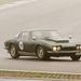 ISO Rivolta Grifo Serie II. A böhöm V8-as csak nehezen volt betűrhető a kasztniba (350 LE, 5700 ccm, 1974). Mindenesetre brutális megoldás.