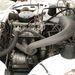 A kocka Wartburg motorja. Nagyon szépen zümmögött.