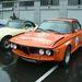 BMW 3.0 CSL. Batmen joggingban: 278 Jägermeister lóerő 1973-ból. 53. lett.