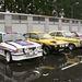 Az Opel Classic csapata.
