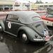 Két fiatal srác hozta ezt a csodaszép, 1954-es Typ 15-ös kabriót. 1200 ccm, 30 LE. Ez volt az első versenyük.