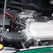 Széria kompresszoros motor van a biztonsági autóban