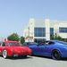 Kicsi piros Corvette