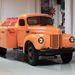 1946-os International Harvester Shell tartálykocsi
