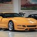 A C5-ös Corvette prototípusa. Leno ajándékba kapta a GM-től.