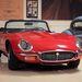 Egyedi építésű Jaguar XKE, mely a három sorozat legjobb tulajdonságait ötvözi