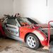 Ebből lesz a speciális dízel-benzines blokkal szerelt Roadster. Ebben sem lesz kézi váltó. Sajnos