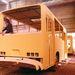 Alapozás utáni csiszolás, innen egyenesen a festőbe ment a busz