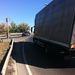 Ha valaki egy teherautó mögött érkezik, nem nehéz rossz döntést hozni