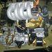 A Waldgrün motorja beépítésre készen
