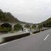 Ha valakinek rémlik még a név: ez az Isonzo folyó, ahol az első világháborúban óriási csaták zajlottak, sok magyar honvéd is életét vesztette itt