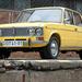 Valamennyi közül talán a legolaszabb kinézetű autó sárgában