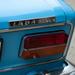 1981-es autó, tehát már Lada-feliratos