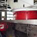 Az alvázban 400 liternyi hidraulikaolaj kering