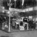 Az Árumintavásár részeként tartott autókiállítások után először az Iparcsarnokban volt önálló autókiállítás 1925-ben