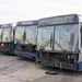 Kibelezett Ikarus 400-asok. Ezekből még lehet busz. Vagy mégsem?