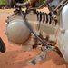 A fekvőhenger a Honda Cub öröksége