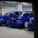 A szomszéd épületben a Subaru is élményautózást tartott