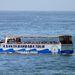 Szárazföldi cápa a vízben: kétéltű városnéző túrabusz Santa Barbarán
