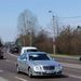 Akik a város felé tartanak, a Péterhegyi úti kereszteződés közelében találkoznak először az ötven kilométeres sebességkorlátozással. A rendőrök nem itt mértek