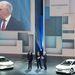A VW erődemonstrál, az XL1 szupertakarékos plug-in hibriddel