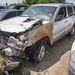 A szakszerűtlenül csempészjárművé alakított Jeep az autópályán gyulladt ki