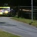 Kukucs! Le Mans-i Aston Martin kukucskál a kanyarból. És ezt brutálisan megtolta a pilóta felfelé a hegyen