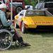 Jóval azelőtt, hogy a Lotus V8-as motort faragott volna az akkor még négyhengeres Espritbe, valaki más megtette ezt, igaz, a motor nem Lotus-, csak szerény Rover-származék. Még síléc is volt a hátulján - tipikus angol geg