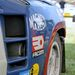 Mindenféle levegőket itt szív a Renault 5 Maxi Turbo 1,4 literes, 350 lóerős motorja. Ez egy magánautó, Adam Keeleré, de egy másik ugyanilyet a Renault is benevezett, igaz, nem a ralifutamra, hanem az aszfaltosra, azt Jean Ragnotti vezette