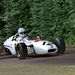 Ez volt a Honda második Formula-1-es autója, RA300 néven futott. A kocsi építésében a japánok segítséget kértek az angol Lolától, s olyan jó lett, hogy a világ legnagyobb megdöbbenésére 1967-ben John Surtees meg is nyerte vele az olasz GP-t. A volánnál az idős pilóta maga
