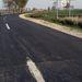 A megyehatárnál kezdődik a gumibitumen felhasználásával felújított szakasz a Jánoshida és Jászboldogháza közötti országúton