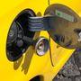 Ma már a tankfedél alá tudják tenni a gázbetöltőt is, csak akkor ilyen adapterre van szükség
