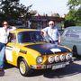 A Szuperkupa futamain a lányommal együtt versenyzem az újjáépített 110 Rallye-val