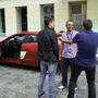 Szegény románoknak elromlott a mérőkészülékük, át kellett ülniük a tartalék autóba