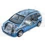 A B-verzió: a Hydrogen3 cseppfolyós hidrogénnel üzemelő változata. Előnye: másfélszer annyi H2-t tud tankolni, mint a 700 baros sűrített gázos, viszont a hidrogént ehhez mínusz 253 fokosra(!) kell lehűteni
