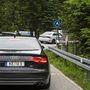 Mindjárt Ausztriában. A road trip legjobb szakaszai csak most jönnek