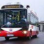 Siemens-Rampini elektromosbusz Bécsben.