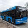 Három használt Solaris Urbino 10-est vett nemrég a BKV. Az elmúlt öt évben összesen ezt a három midibuszt szerezte be a főváros (fotó: BKK).