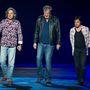 A Top Gear Live című élő show-ban a nézők orra előtt csinálják a műsort