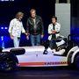 Július elsején mi is megláthatjuk, milyen az, amikor a Top Gear élőben lép fel