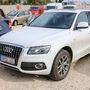 Talán ez az az Audi, amelyre Szabolcsnak hivatkozott a rendőr. Ha igen, értéke állítólag 16,5 millió forint. Persze ez is lopott