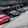 Az Opel-limuzinok sora