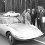 1965, Opel Experimental GT