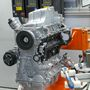 Már szinte kész. Az MGE turbós benzines motor viszonylag kisebb arányt képvisel a termelésből