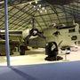 Ezt a Consolidated B-24 Liberatort az Indiai Légierőtől kapta ajándékba a múzeum. A típus érdekessége, hogy sok ilyen Liberátor repült a második világháborúban Magyarország felett, egy részük nálunk, más részük a romániai olajmezőkön és finomítók felett dobta ki a bombáit